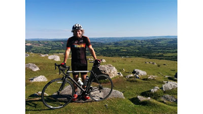 Five Valleys sportive 2017, in training