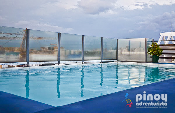 Awesome rooftop swimming pools in Metro Manila Hotels