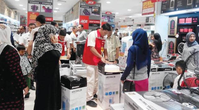 Semua Barang Diskon 50% di Ace Hardware Banda Aceh