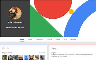 Brian Niemeier Google+ Profile