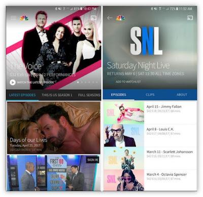 NBC App (Free)