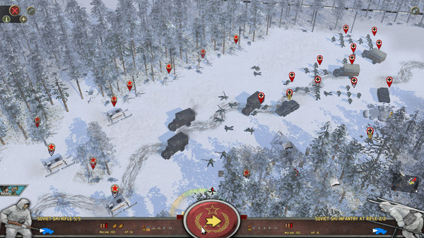 Battle Academy 2 Eastern Front PC Full Version Screenshot 1