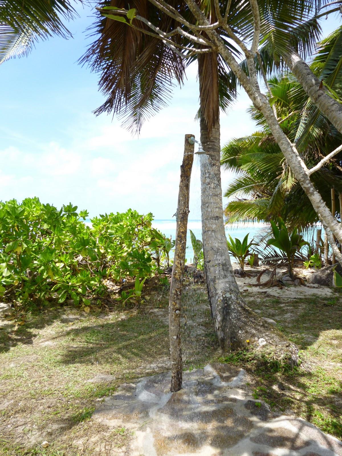 Seychelles Beachfront Villa Beach House At Anse Forbans In