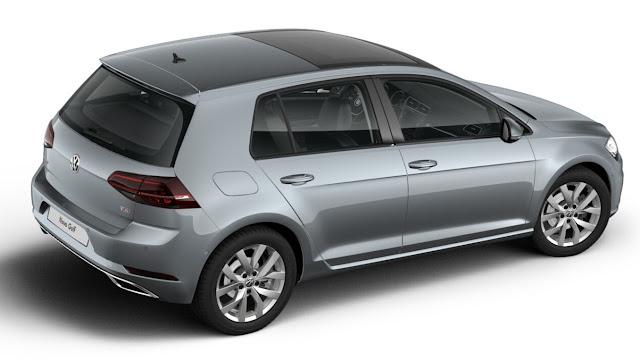 VW Golf 2018 Highline TSI Automático - Completo