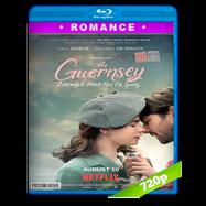 La sociedad literaria y del pastel de cáscara de papa de Guernsey (2018) BRRip 720p Audio Dual Latino-Ingles