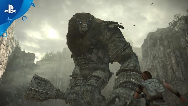 إستعراض مطول لأسلوب اللعب من ريميك Shadow of the Colossus
