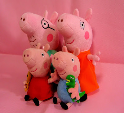 tema festa de aniversário peppa pig