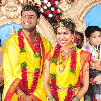 Sravana Bhargavi Marriage Photo