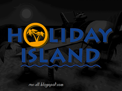 Splash screen holiday island - shared by rev-all.blogspot.com