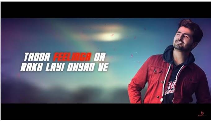 Yaari Lyrics Nikk | Sharry Maan