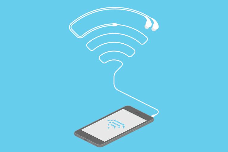 sinyal wifi hilang timbul