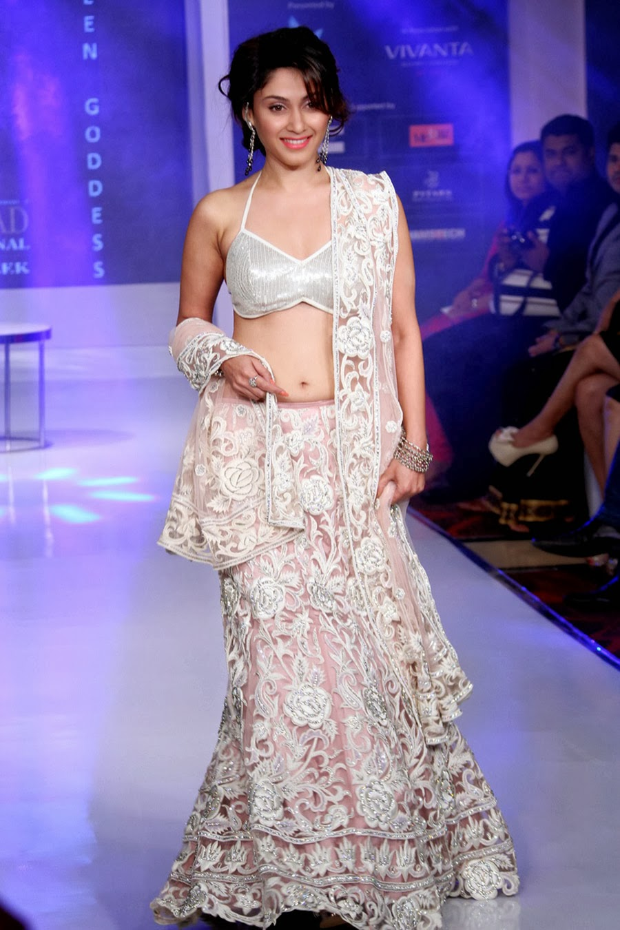 Manjari Phadnis Gorgeous Ramp Walk Photos-HQ-Photo-19