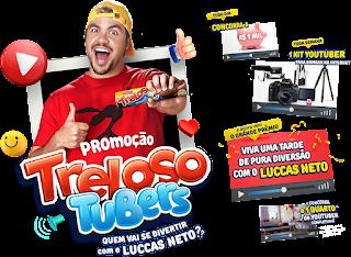 Promoção Treloso Tubers