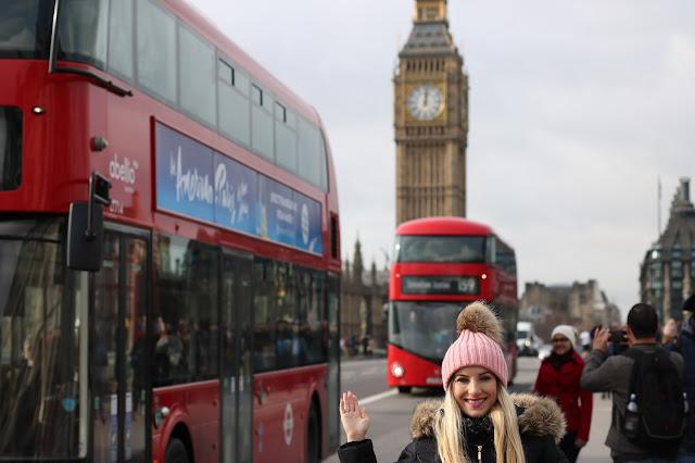 London - Fotorelacja wycieczki po Londynie :)