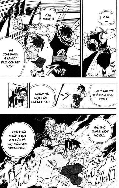 Shaman King [Vua pháp thuật] chap 17 trang 10