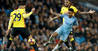 Manchester City vs Watford Live Streaming online Today 02.01.2018 Premier League