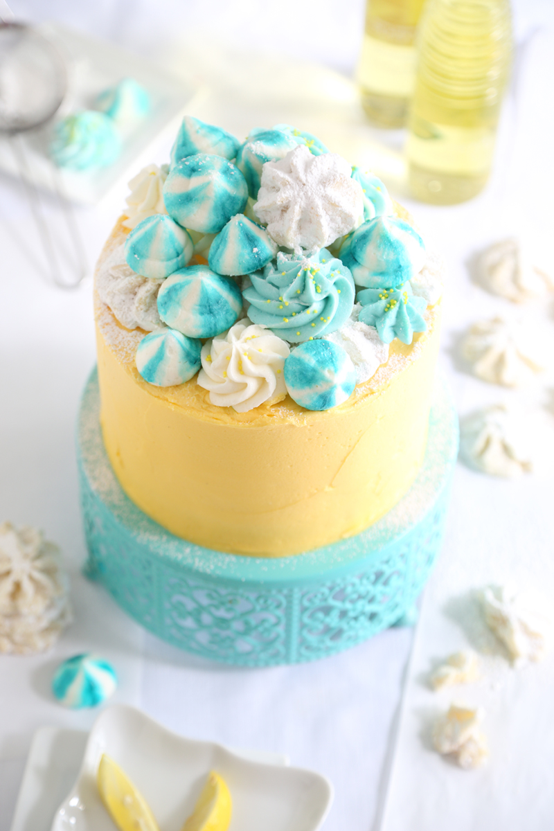 Yellow Cake Frosting Recipe