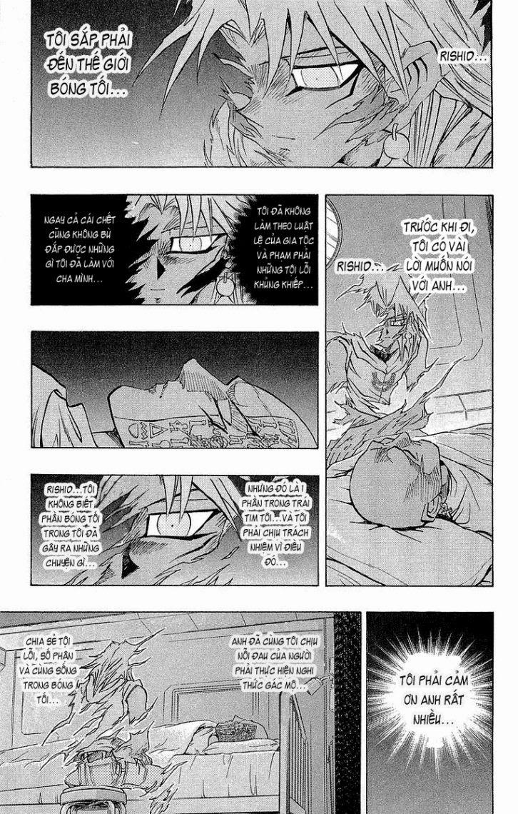 YUGI-OH! chap 271 - lá chắn bất tử trang 10