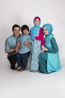 Ethica baju keluarga
