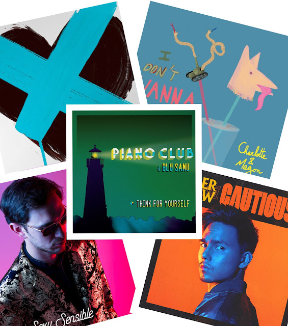 CHVRCHES - Charlotte & Magon - Piano Club - Max Day - Tyler Shaw