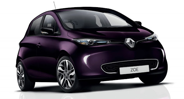 Electric Vehicles, Geneva Motor Show, New Cars, Renault, Renault Zoe