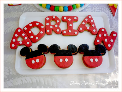 cumple mickey mouse