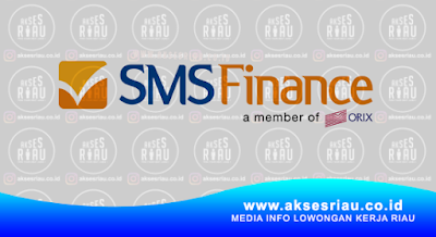 Lowongan Kerja PT. SMS Finance Pekanbaru Februari 2018