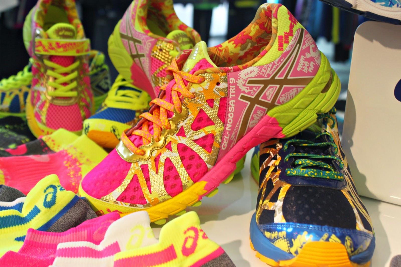 Zapatillas 2018 que buen look fotos nuevas Shoe of the Day | ASICS GEL-Noosa Tri 9 GR for Pediatric Cancer ...