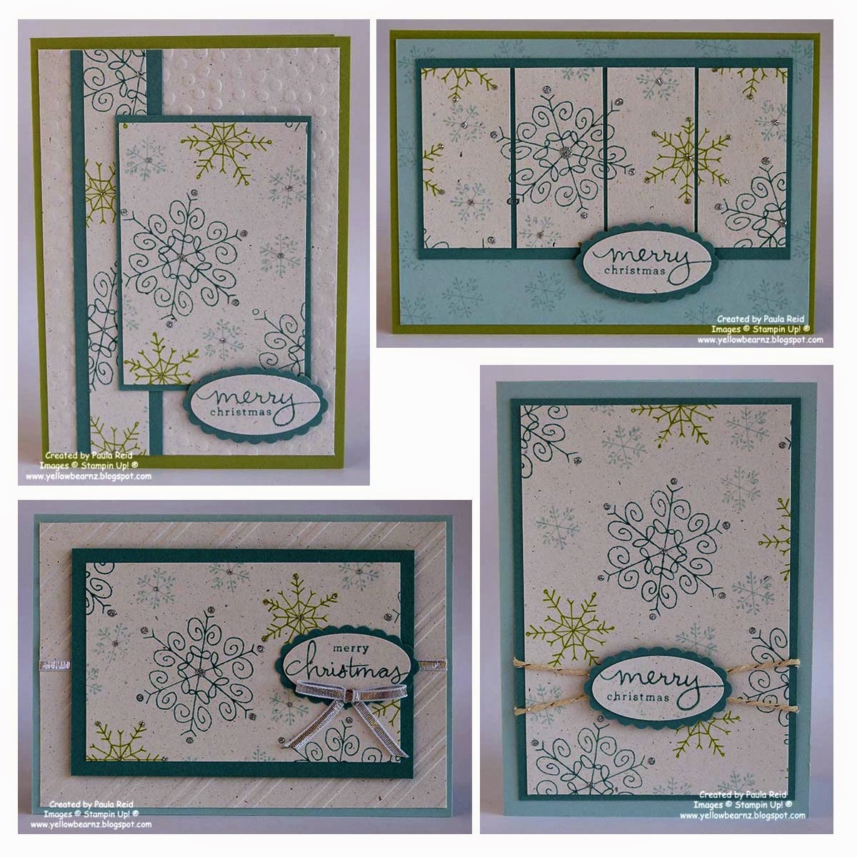 Yellowbear Stampin: Endless Wishes One Sheet Wonder and an ... - photo#43