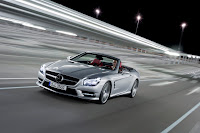 All New Model 2013 Mercedes-Benz SL 350 Edition 1 Roadster Cabriolet Press Official Picture Image Photo Media