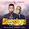 "MUSIC: Jerry Stonar – ""BLESSINGS"" Feat. Jah Wondah (Prod. By Dj Martinx)"