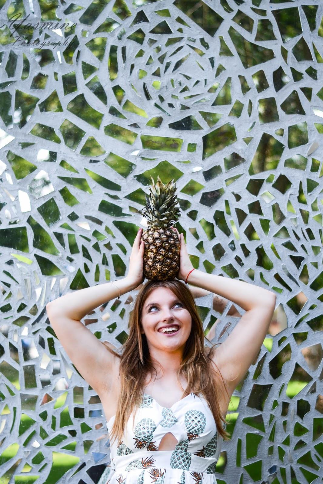 czy warto kupowac na stronach chińskich sklepów zaful sammydress dresslink sukienka w ananasy chińskie sklepy internetowe jakość pineapple dress fashion style melodylaniella yasmine photography d