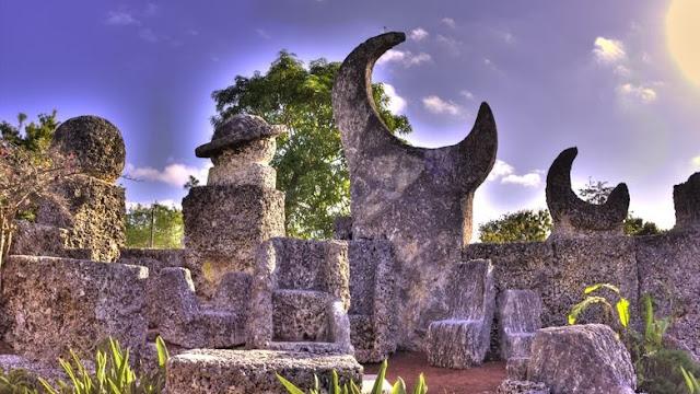 Visita a Coral Castle Museum Miami