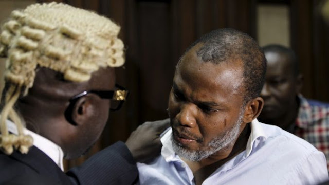 Court denies IPOB leader, Nnamdi Kanu bail