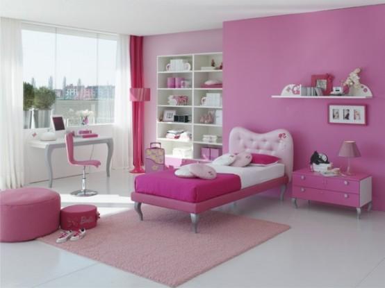 girls bedrooms ideas 2012%2B(4) Girls Bedroom Ideas