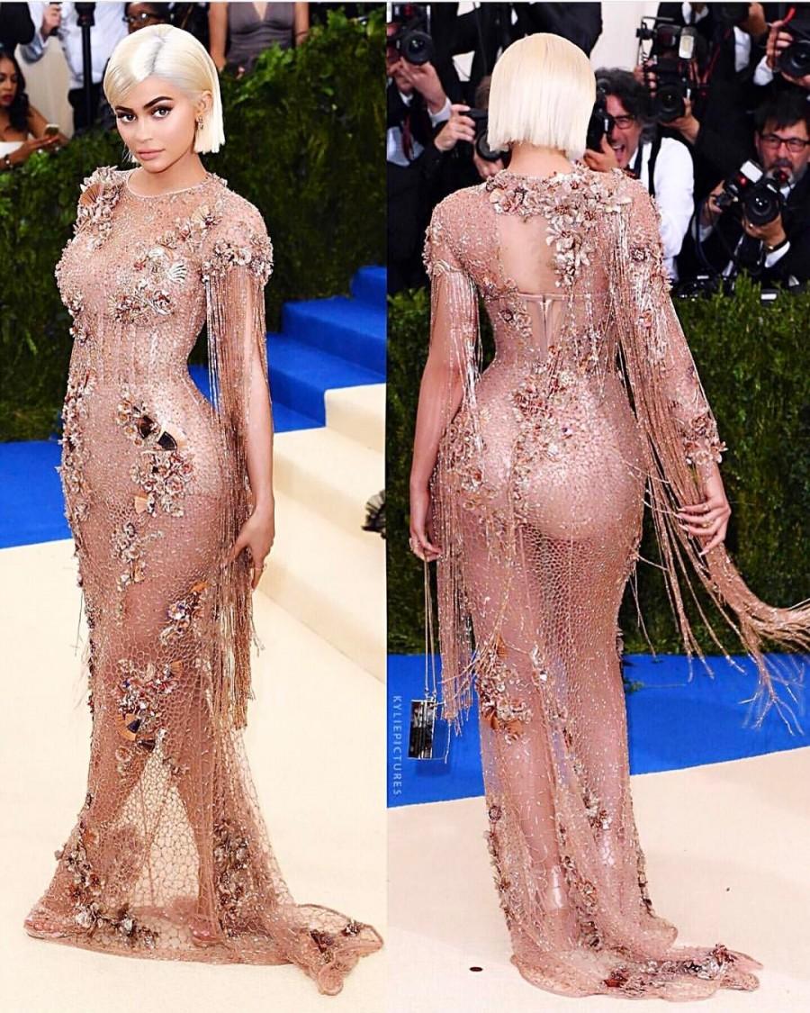Kylie Jenner at Met Gala 2017