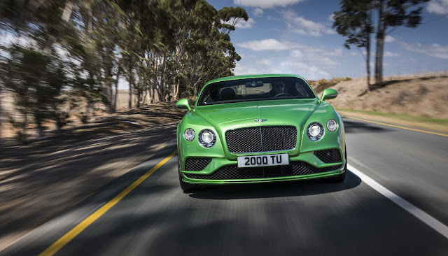 2018 Bentley Continental GT Release date, Price, Interior, Performance, Rumors
