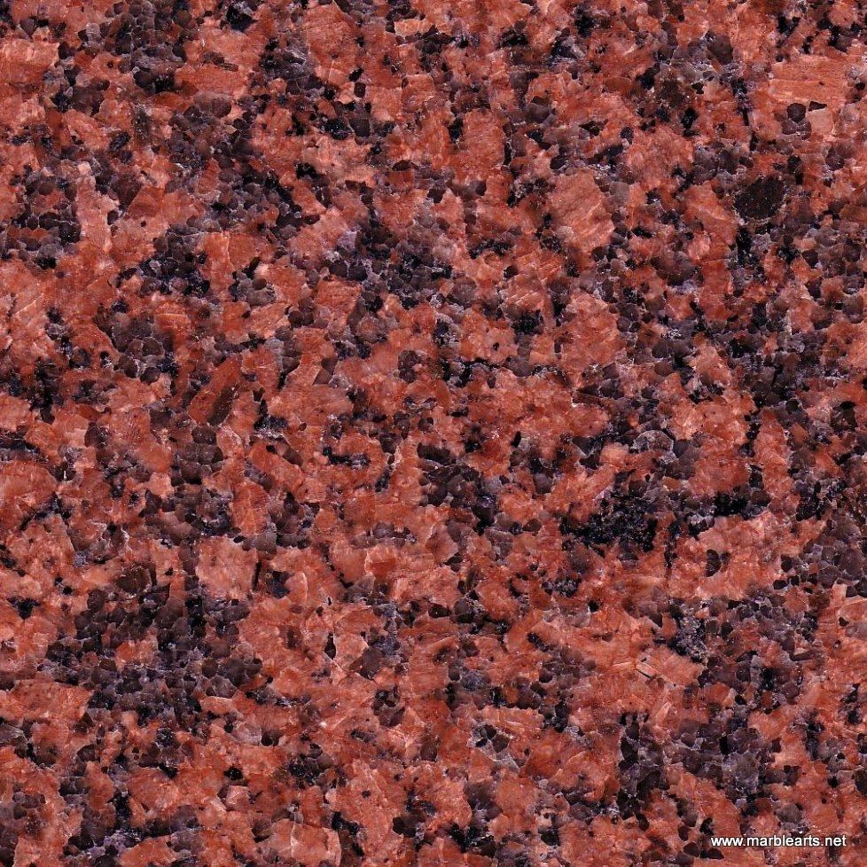Red Granite Colors : Balmoral red granite kitchen and bathroom countertop color