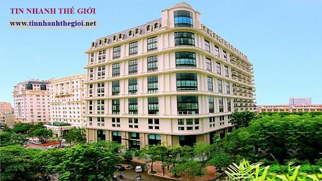 Thâu tóm Tổ hợp Kumho Asiana Plaza ngay trung tâm Quận 1 Sài Gòn