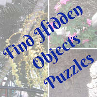 Naturally Hidden Objects Picture Puzzles