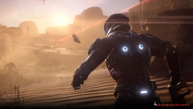 Mass Effect Andromeda Gameplay Screenshot 1
