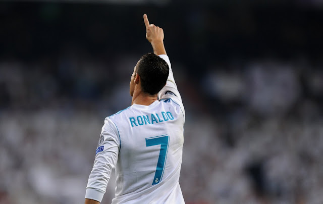Watch: Cristiano Ronaldo sets another Champions League record vs Dortmund