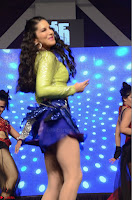 Sunny Leone Dancing on stage At Rogue Movie Audio Music Launch ~  083.JPG