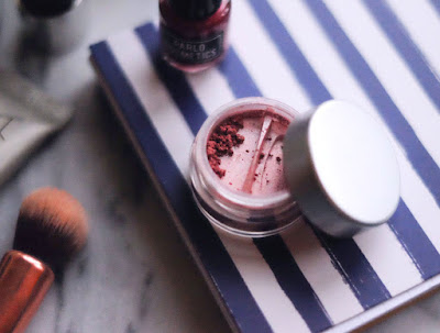 Sheer Miracle Mineral Blush in Sienna Rose