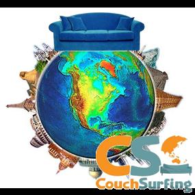 kaskero de viaje: CouchSurfing