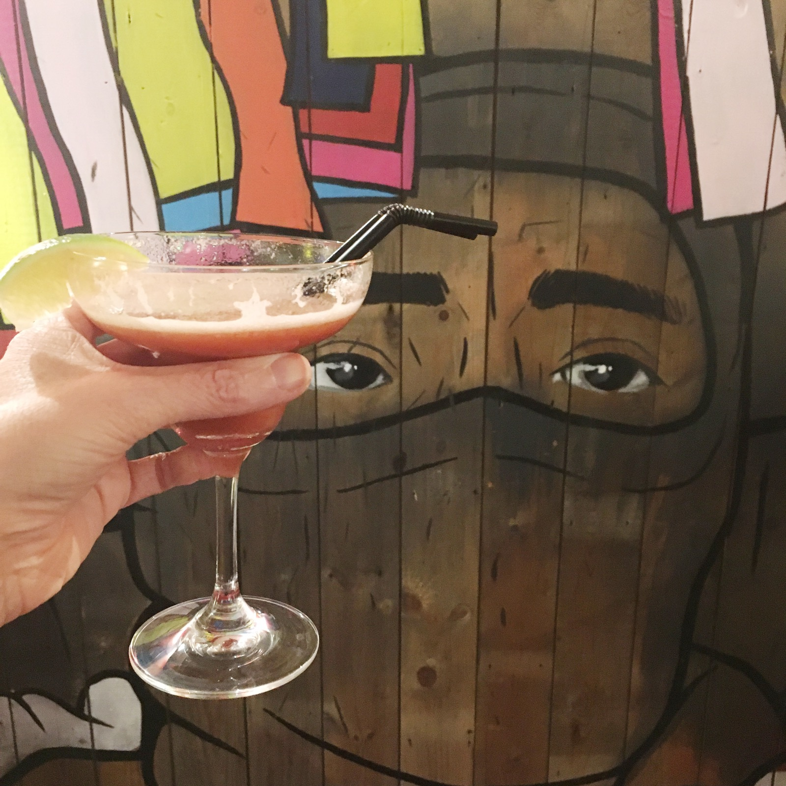 Zapatista Cocktails