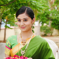Bhanu sri mehra latest stills in saree