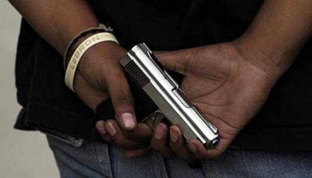 Gunakan Pistol Untuk Todong Polisi, Pelaku Curanmor Ditembak Di Tempat