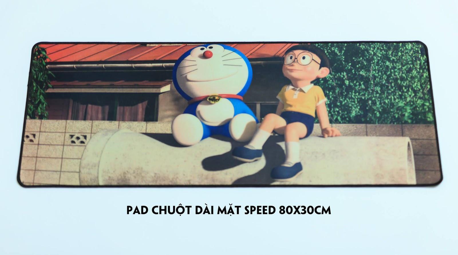 Gamming Mousepad: One piece, CS, CF, LMHT, Doraemon, Naruto, Dota2!!! - 15