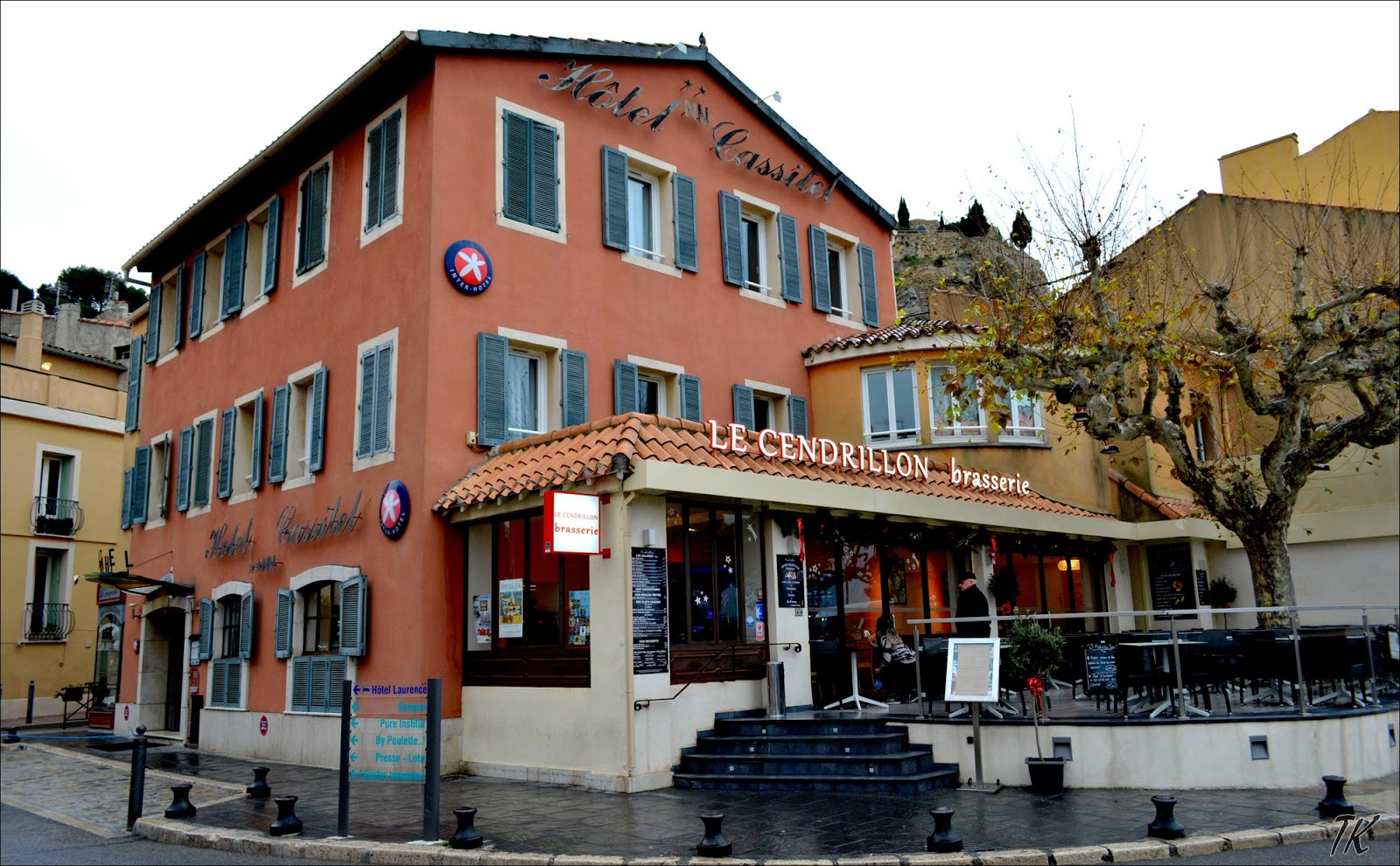 Tiof nouveaux carnets one day in cassis france for Cassis france hotels